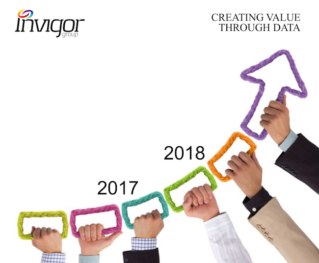 Invigor Creating value through data