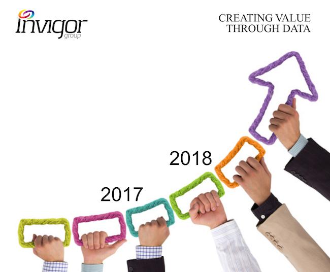 Invigor Creating value through data