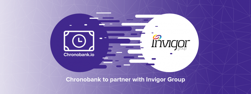 Invigor and Chronobank
