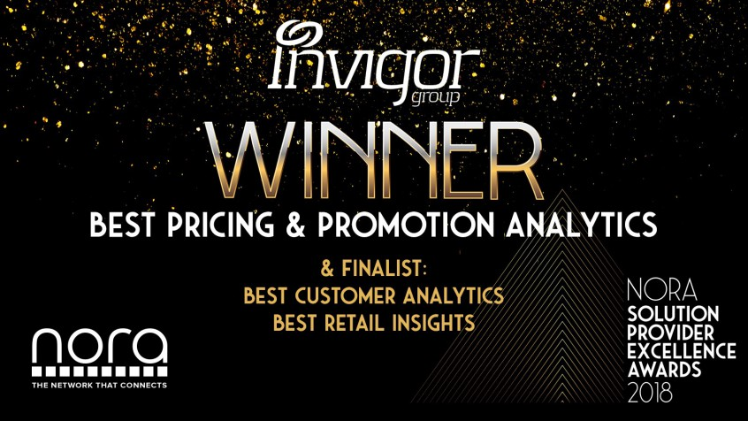 Invigor Group - NORA Awards Winner
